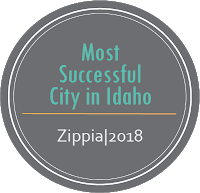 Most Successful City in Idaho Zippia, 2018