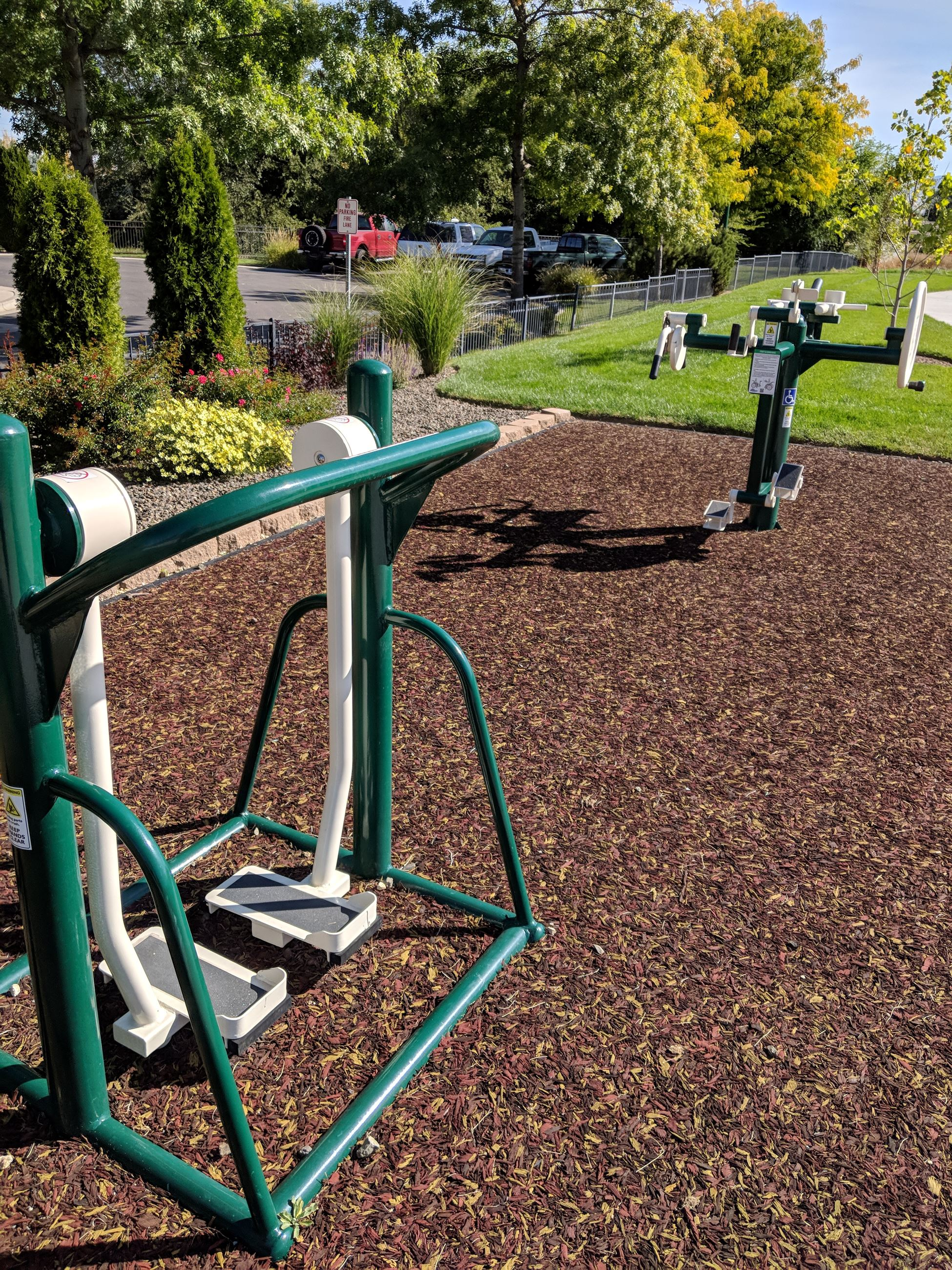 Parkway Park (Fitness Way) 2