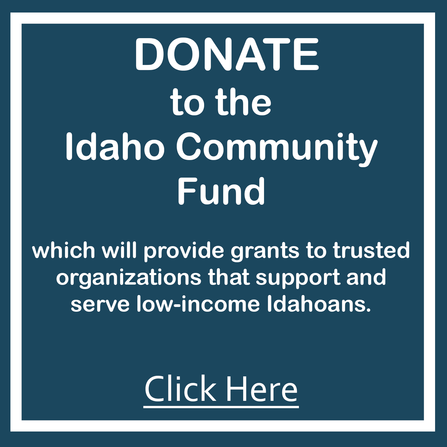 donate to community fund